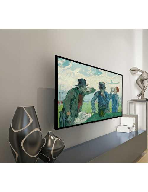 Nos Visuels - Cliff Walk à Pourville, Claude Monet