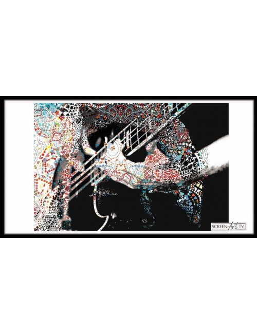 99 1-GUITARISTE MOUCHARABIEH CENTRE