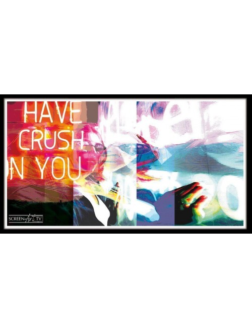 102 1-HAVE CRUSH ON YOU NEON