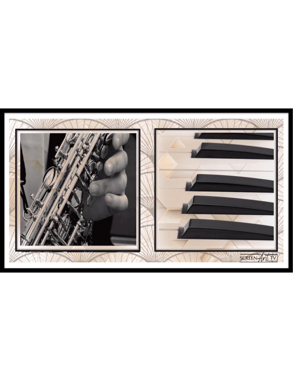 284 2-MUSIQUE SAXO ET PIANO